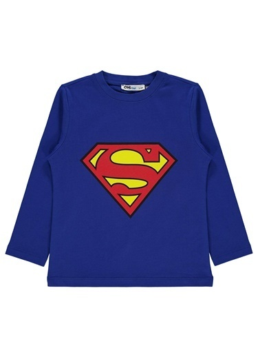 Superman Sweatshirt Renkli
